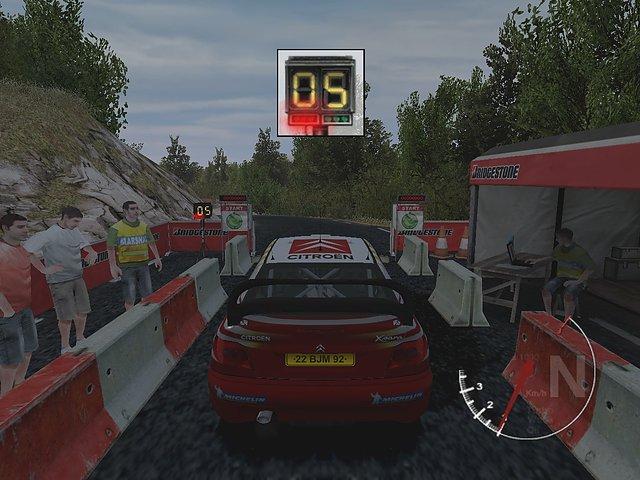 Colin McRae Rally 04 - Intel X4500