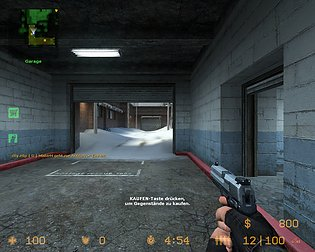 Counter-Strike: Source - S3 Chrome 430 GT