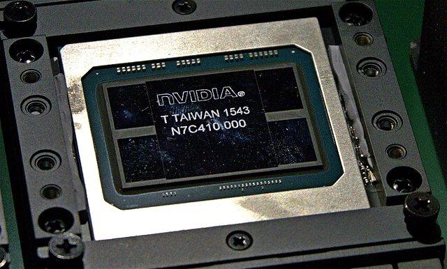 nVidia GP100 Dieshot
