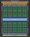 nVidia GP106 Blockdiagramm