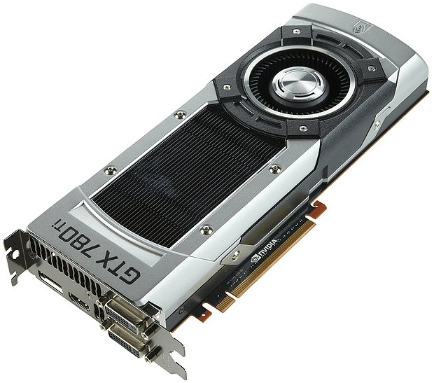 nVidia GeForce GTX 780 Ti Referenzboard