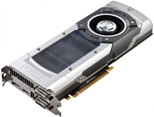 nVidia GeForce GTX Titan Referenzdesign