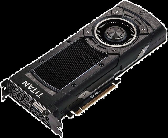 nVidia GeForce GTX Titan X Referenzdesign