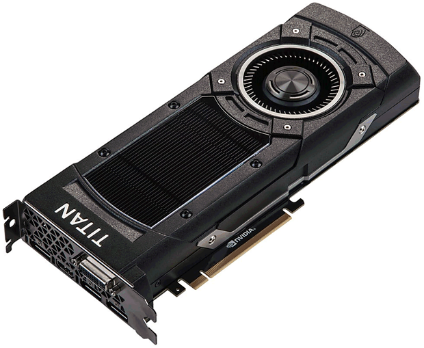 nVidia GeForce GTX Titan X Referenzdesign