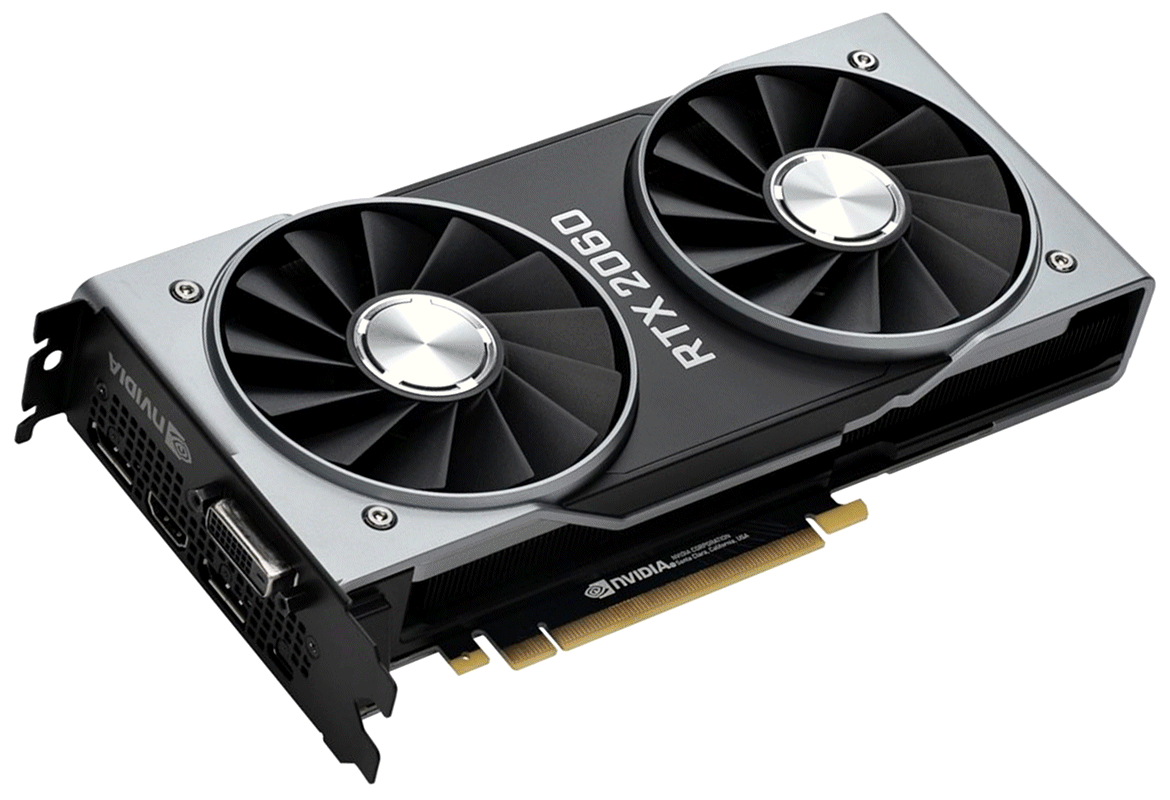 "nVidia GeForce RTX 2060 ""Founders Edition"""