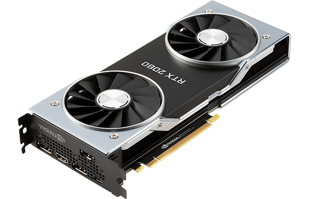 "nVidia GeForce RTX 2080 ""Founders Edition"""