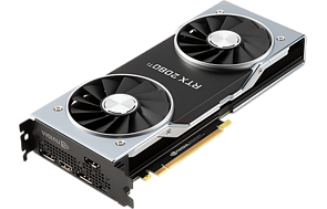 "nVidia GeForce RTX 2080 Ti ""Founders Edition"""