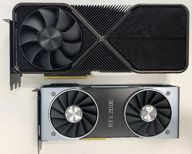 (angebliche) nVidia GeForce RTX 3090