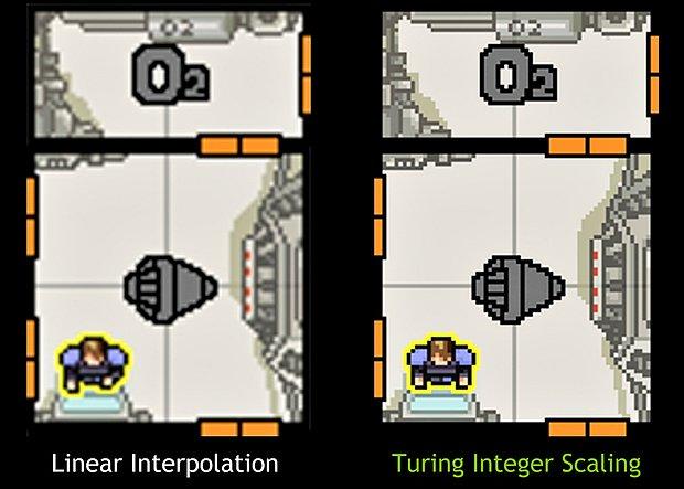 nVidia Integer Scaling