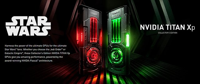 "nVidia Titan Xp ""Collector's Edition"""