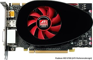 ATI Radeon HD 5750 (ATI-Referenzdesign)