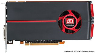 ATI Radeon HD 5770 (ATI-Referenzdesign)
