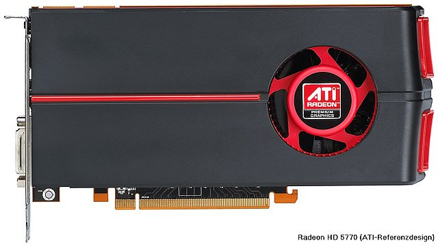 ATI Radeon HD 5770 (ATI-Referenzdesign)