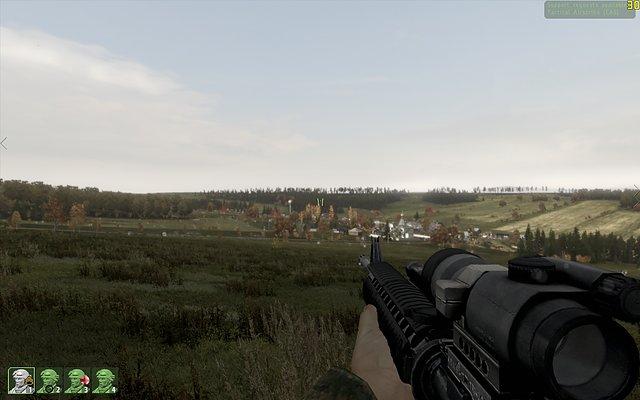 GTX570 - Armed Assault 2 - 19x12 2xSS