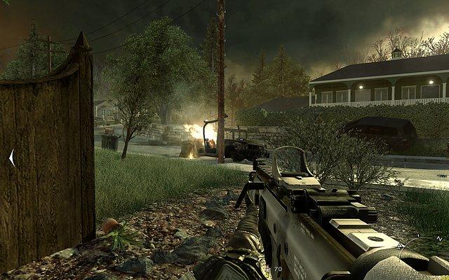 GTX570 - Call of Duty: Modern Warfare 2 - 25x16 2xSS 2xMS