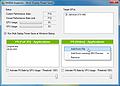 Multi Display Power Saver: Dateiauswahl