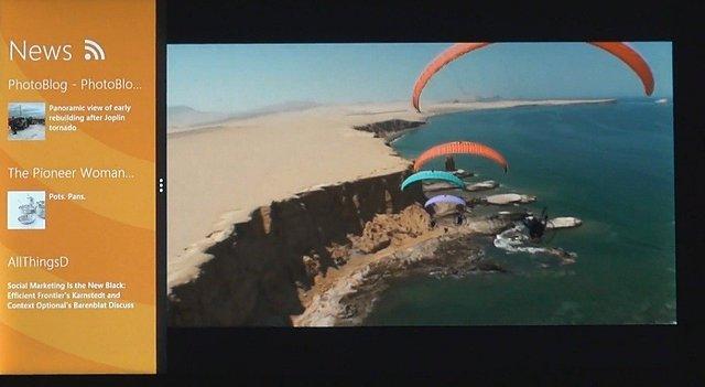 Windows 8 Oberfläche, Bild 10