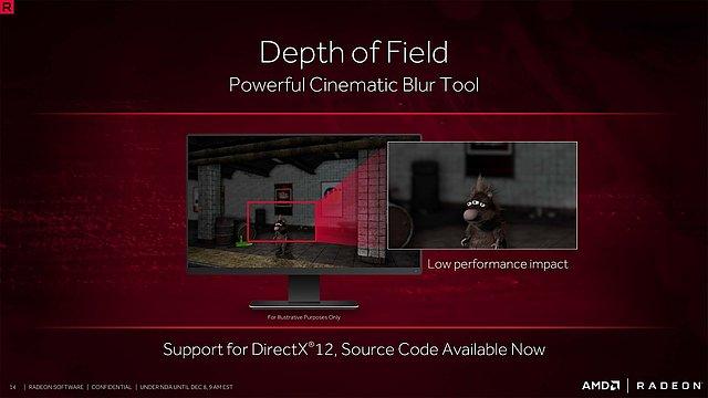 """AMD """"Crimson ReLive Edition"""" Präsentation (Slide 14)"""