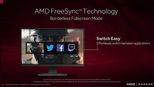 """AMD """"Crimson ReLive Edition"""" Präsentation (Slide 45)"""
