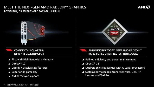 AMD FAD '15 - Meet the Next-Gen AMD Radeon Graphics
