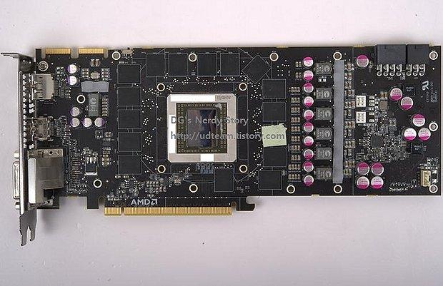 AMD Hawaii-Sample (Vorderseite)
