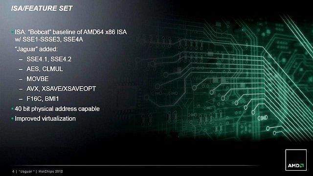 AMD Jaguar-Präsentation (Slide 04)