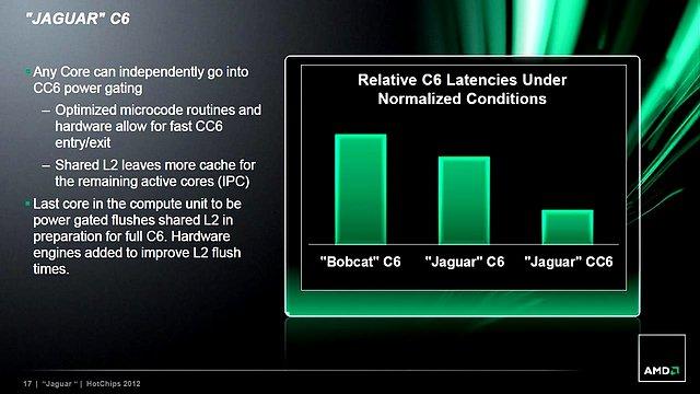 AMD Jaguar-Präsentation (Slide 17)