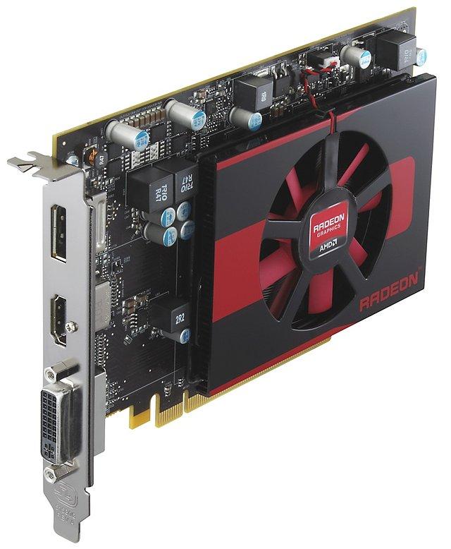 AMD Radeon HD 7750 Referenzdesign