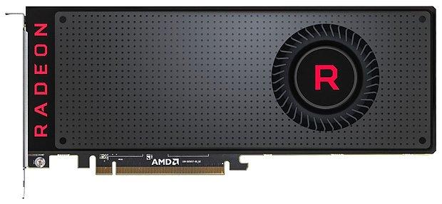 AMD Radeon RX Vega 56 & Vega 64 Referenzdesign