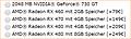 AMD Radeon RX460, RX470 & RX480 Händlerpreise bei GameMachines.de