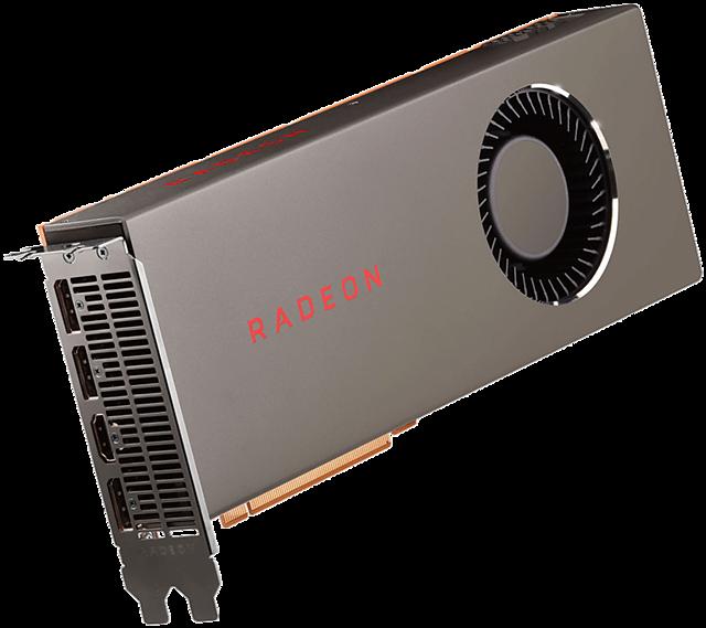 AMD Radeon RX 5700 (Referenzdesign)