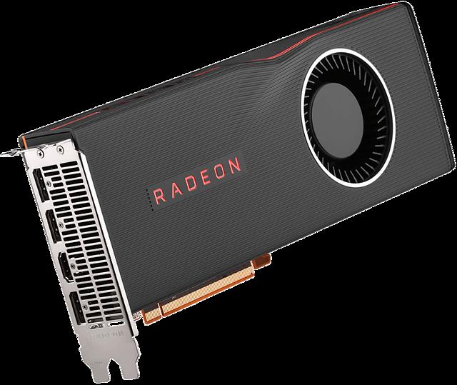 AMD Radeon RX 5700 XT (Referenzdesign)