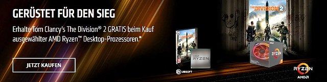 "AMD ""The Division 2"" Spielebundle"