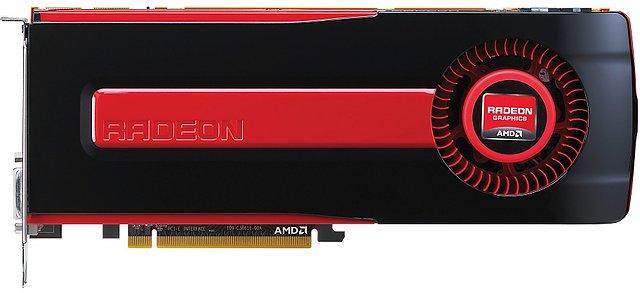 AMD (normale) Radeon HD 7970