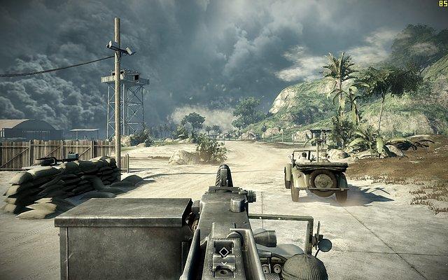 Battlefield: Bad Company 2 ohne Supersampling Anti-Aliasing