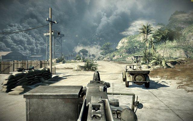 Battlefield: Bad Company 2 mit Supersampling Anti-Aliasing