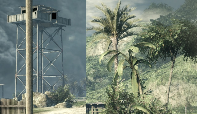 Battlefield: Bad Company 2 mit Supersampling Anti-Aliasing (Ausschnitt)