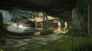 Crysis 3 Multiplayer-Beta – Low Bildqualität