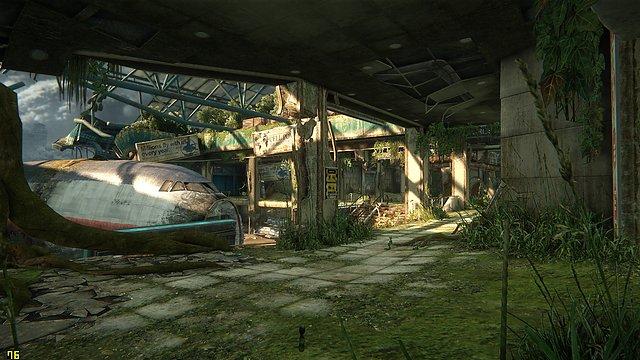 Crysis 3 Multiplayer-Beta - Medium Bildqualität
