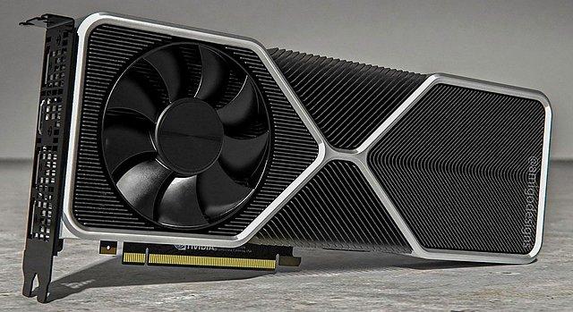 GeForce RTX 3080 inoffizielles Renderbild (by Amigodesigns)