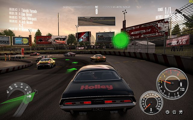 GeForce GTX 480 - Need for Speed: Shift