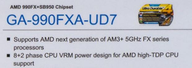 Vorstellung Gigabyte GA-990FXA-UD7