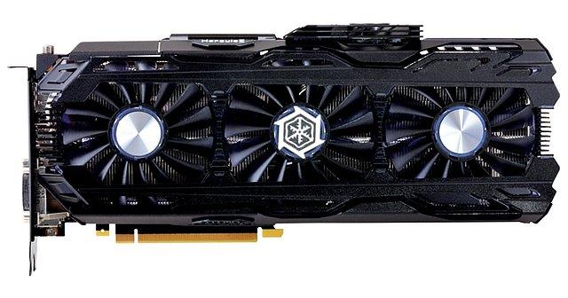 Inno3D iChill GeForce GTX 1080 Ti X4