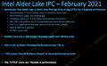 "Intel ""Alder Lake"" IPC/Performance-Gerüchte (by MLID)"