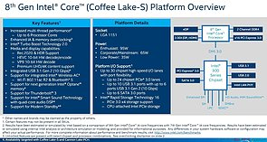 "Intel ""Coffee Lake"" Präsentation (2)"