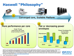 Intel Haswell-Präsentation (Slide 05)