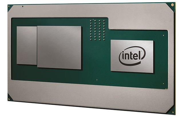 Intel-Prozessor mit AMD-Grafik