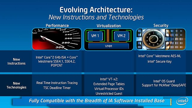 Intel Silvermont Technical Overview - Slide 06