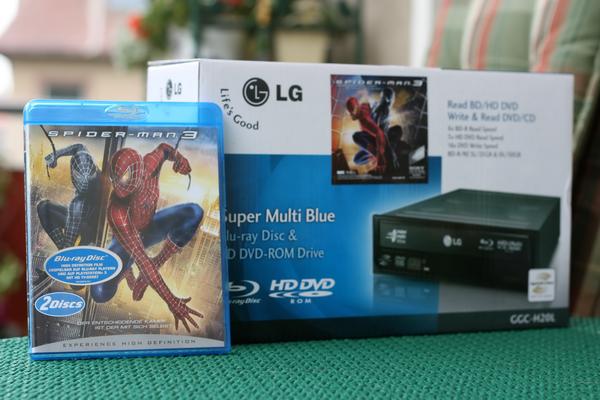 LG Blu-ray Bundle