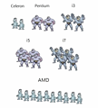 Pokemon: AMD vs. Intel (alt)